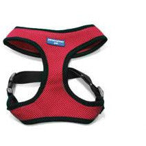 Load image into Gallery viewer, PET HARNESS Red - Embroidered