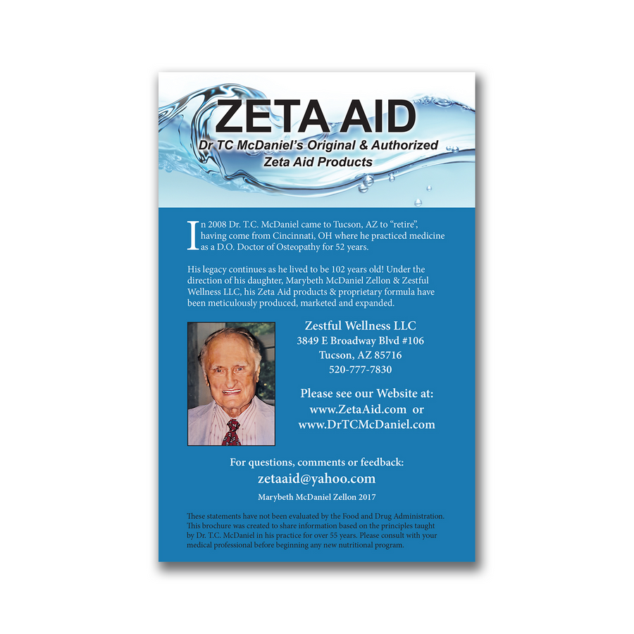 ZETA AID BROCHURE - DOWNLOAD PDF