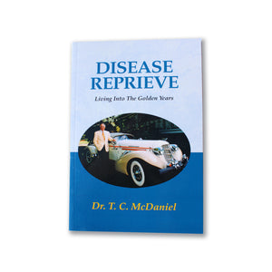 """DISEASE REPRIEVE"" BOOK"