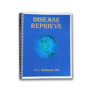 """DISEASE REPRIEVE"" TEACHING MANUAL"