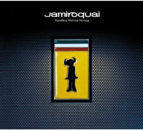 Jamiroquai - Traveling Without Moving - Vinyl LP [import]