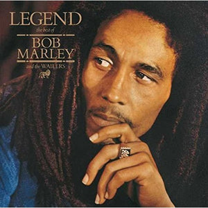 Bob Marley & The Wailers - Legend - Vinyl LP [reissue]
