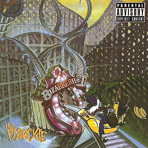 The Pharcyde -Bizzare Ride II The Pharcyde - Vinyl LP [explicit]