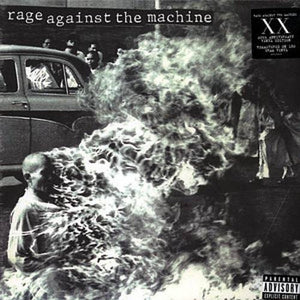 Rage Against the Machine - Rage Against the Machine - Vinyl LP [explicit]