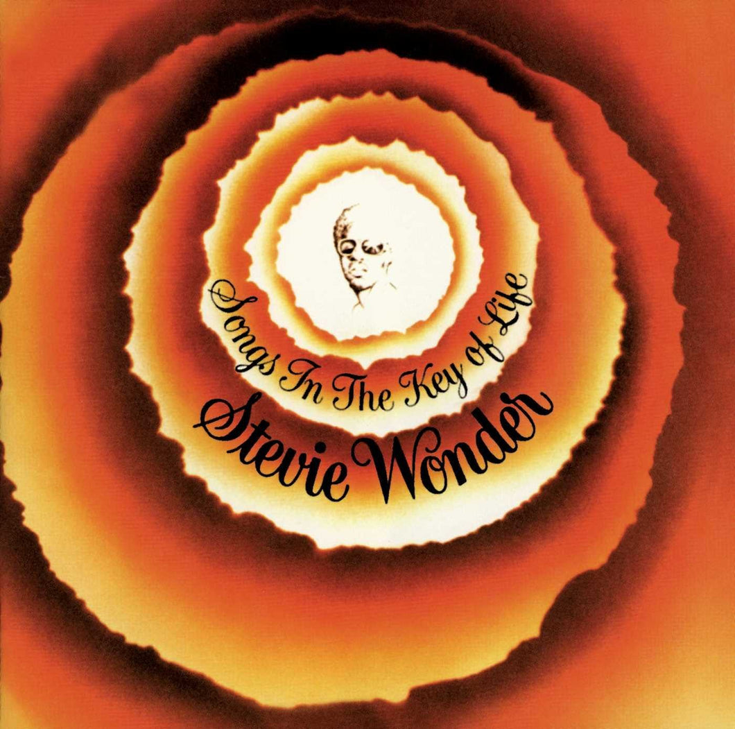 Stevie Wonder - Songs In The Key of Life - Vinyl LP