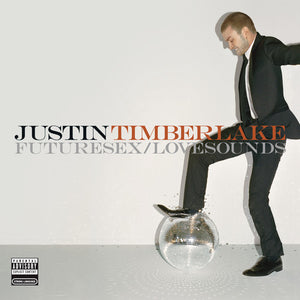 Justine Timberlake - Futuresex/Lovesounds - Vinyl LP [explicit]