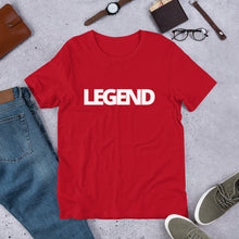 Load image into Gallery viewer, Living Legend Short-Sleeve Unisex T-Shirt