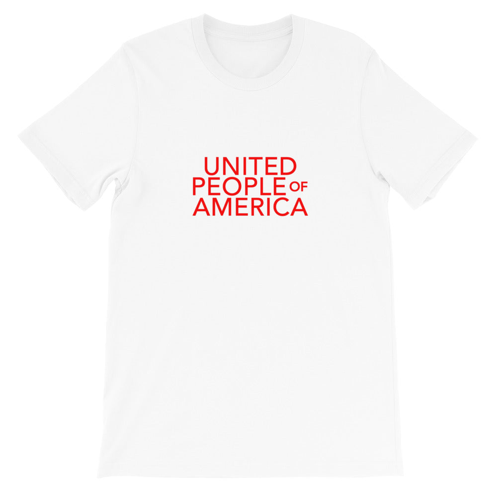 United People of America Short-Sleeve Unisex T-Shirt