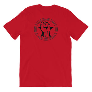 Fight the Power Short-Sleeve Unisex T-Shirt