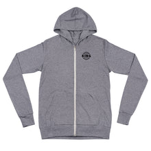 Load image into Gallery viewer, King of the World zip Hoodie