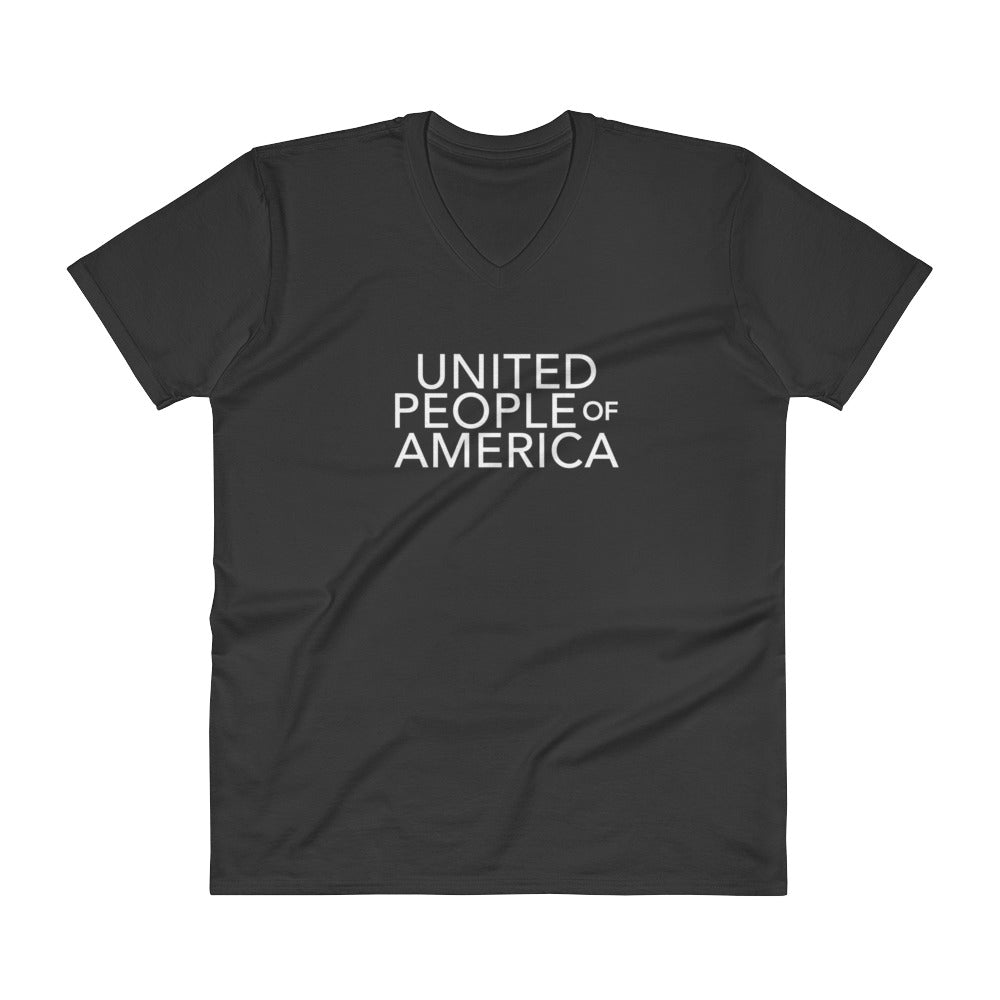 United People V-Neck T-Shirt