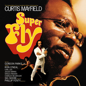 Curtis Mayfield - Superfly - Vinyl LP