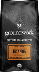 uganda single origin coffee groundwork