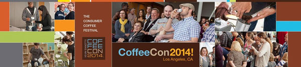 Coffee Con 2014 in Los Angeles, California