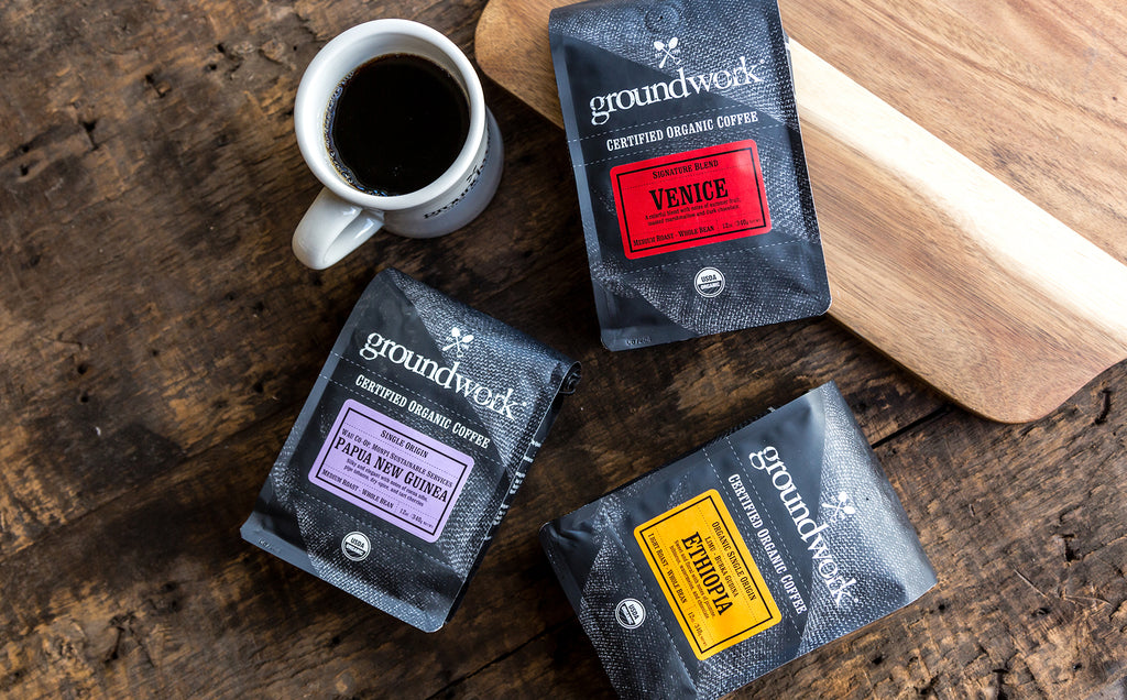 Groundwork Staff Pick Coffee Blends