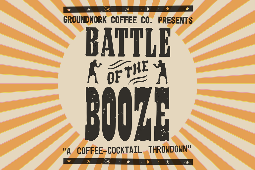 Battle of the Booze Coffee Cocktail Throwdown