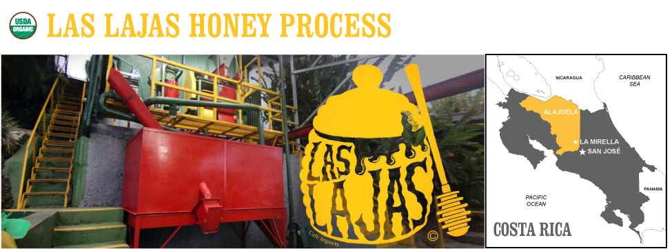The conservation-consious washing tank of the aqua-pulper equipment at the Las Lajas Micro Mill.