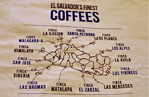 El Salvador's Best Coffees