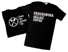 groundwork branded tshirt