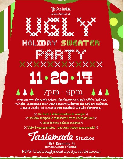Tastemade Holiday Party in Santa Monica