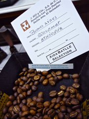 J. Hill Cupping, El Salvador