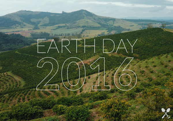 Celebrate Earth day with Groundwork Coffee in 2016