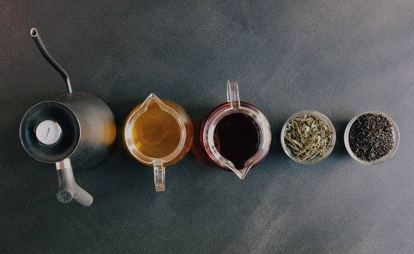 Groundwork Coffee Co.'s Earl Grey Certified Organic Tea