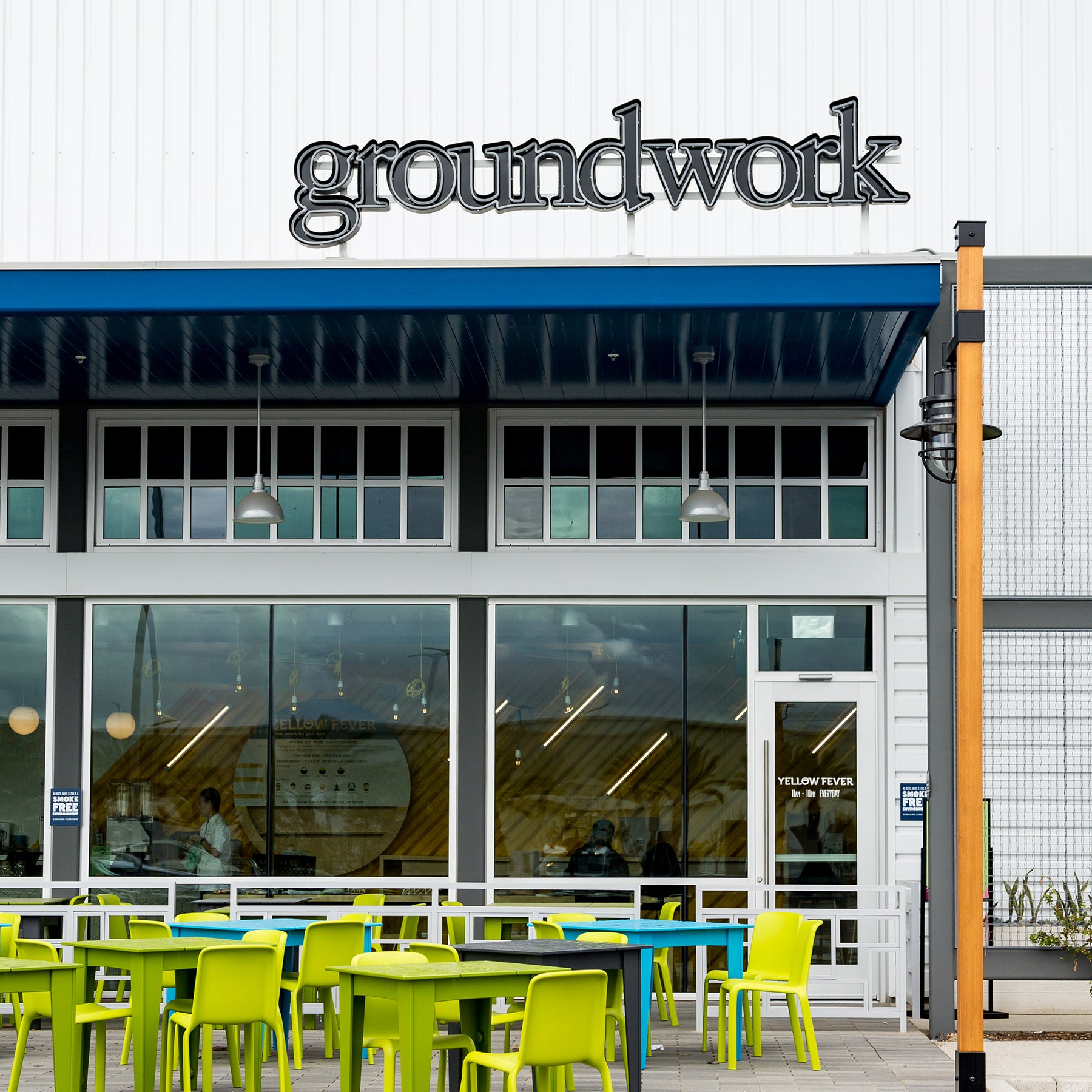 "Groundwork Coffee at Whole Foods Market 365 Long Beach"" border="