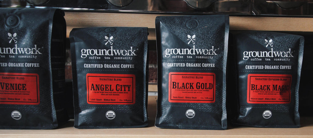 Groundwork Coffee's Valentine's Day Sale