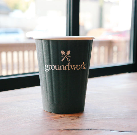 Groundwork Latte at Vaughn St.