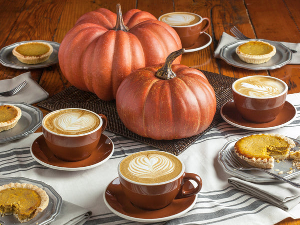 The All-Natural Pumpkin Latte
