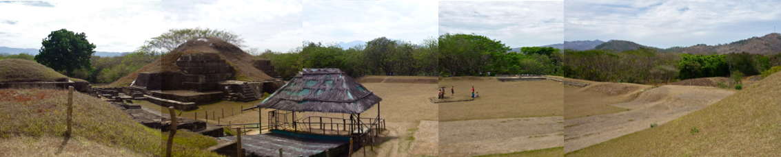 San Andres archeological site, El Salvador