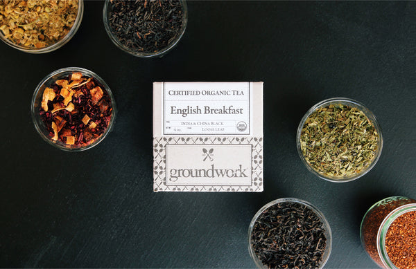 New Specialty Teas