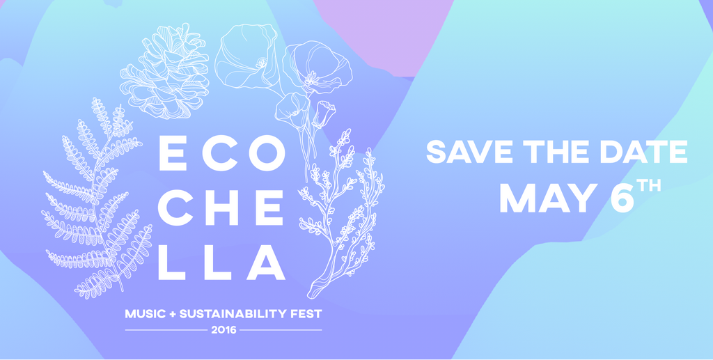 Groundwork Ciffee is headed to Ecochella music + sustainability festival.