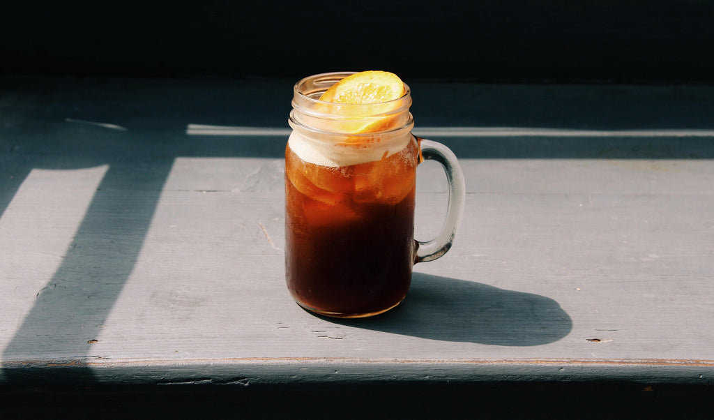 Groundwork Coffee's Citrus Spice Cold Brew