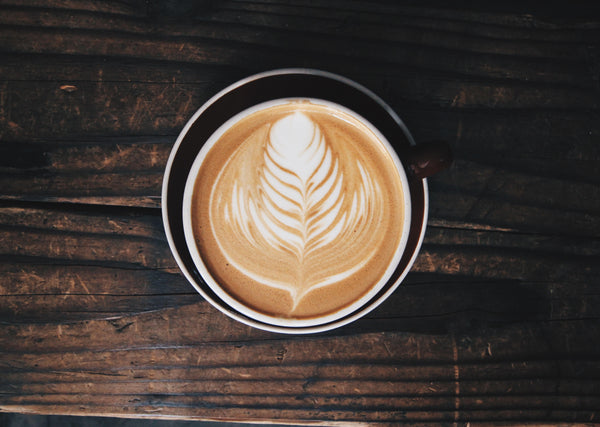 Latte Art from Groundwork Coffee
