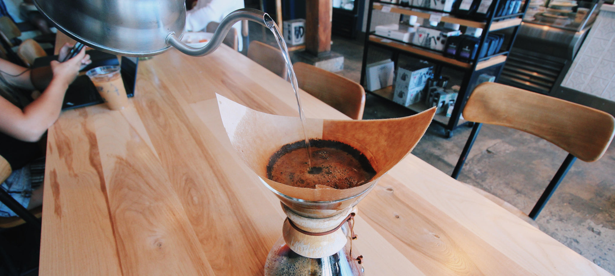 Brew Guide for your Chemex