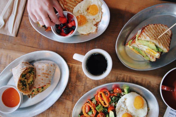 Groundwork DTLA Arts District Brunch