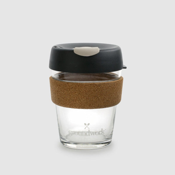 Groundwork Glass KeepCup