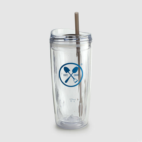 Groundwork Coffee branded Vessel Acrylic Tumbler - 20 oz