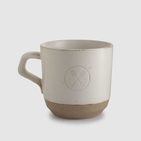 Groundwork Coffee's ceramic Kinto mug
