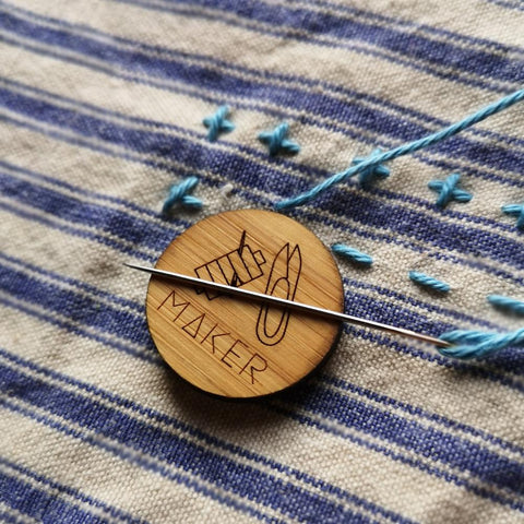 Arrow Mountain Needle Minder