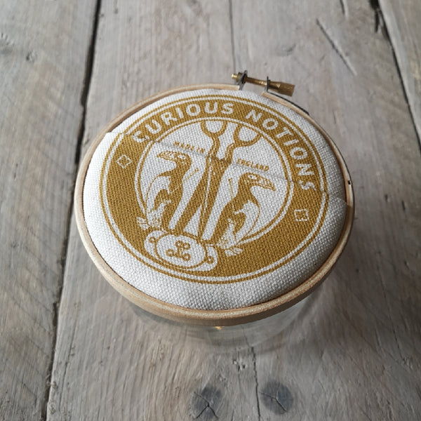 The Industrious Maker Curious Notions Storage Jar