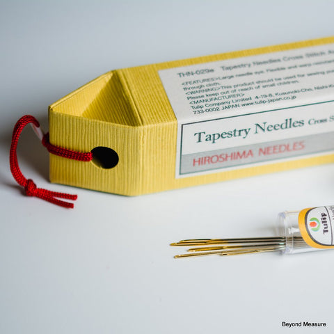 Tulip Hiroshima Tapestry/Cross Stitch Needles