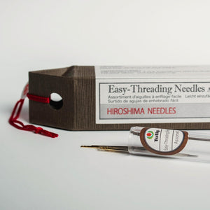 Tulip Hiroshima Easy-Threading Needles