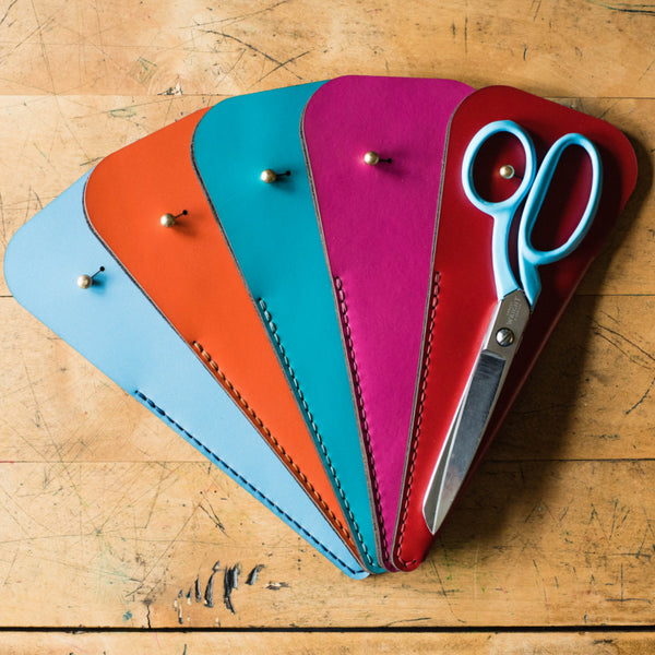 "Leather Shear Case - for 8"" shears"