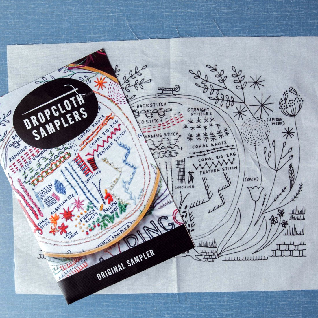 Dropcloth Sampler - The Original