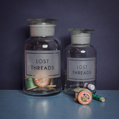 Lost Threads Jar