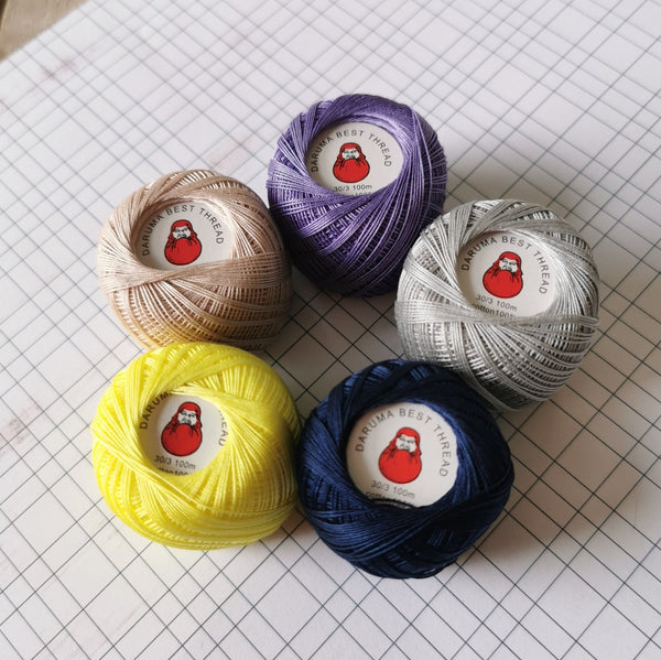 Daruma Home Thread in balls selection