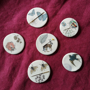 Ceramic Magnetic Needle Minder